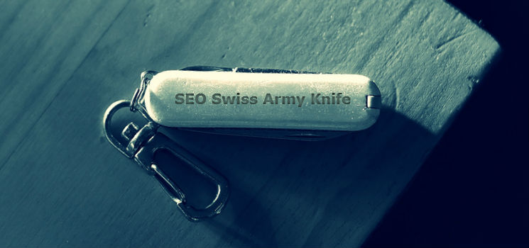 List of Free SEO Tools: SEO Swiss Army Knife - Eyeflow Internet Marketing