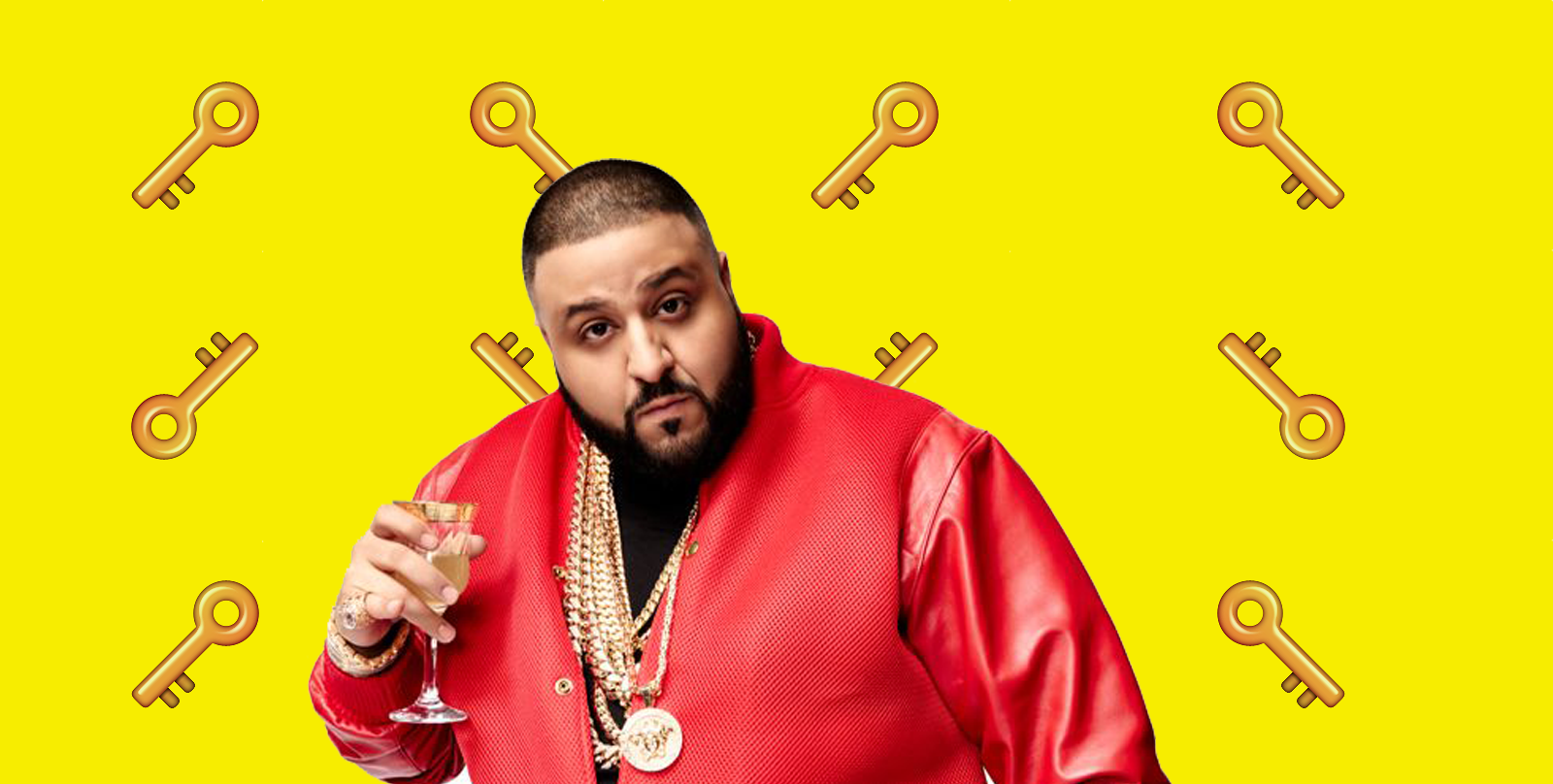DJ Khaled's Major Keys to Brand Success
