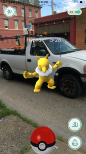Lucky for us, Southside is crawling with Pokémon just waiting to be caught.